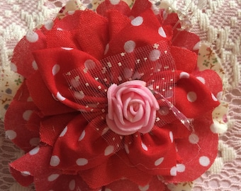 A Selection of Shabby Chic Flowers,