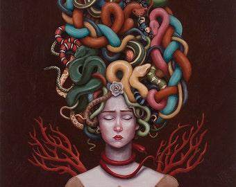 Medusa - Fine Art Print