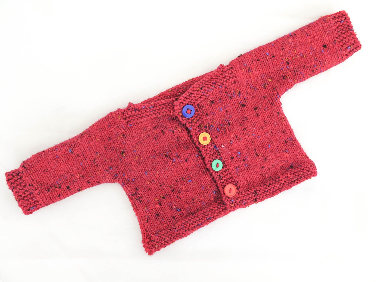 FREE KNITTING PATTERN , Easy Baby Sweater, Simply Splendid Baby ...
