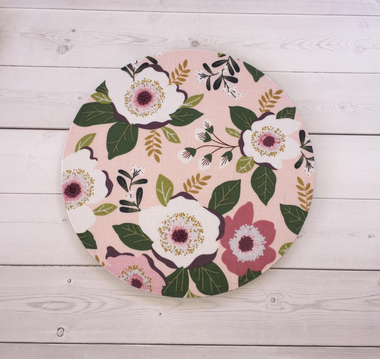 Les tapis de souris tapis de souris floral mat patron - Tapis de course traduction ...