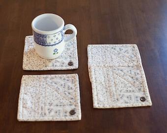 Coaster Mug Rugs.