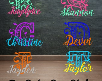 Name Decal for Yeti Cups, Personalized Name Decal, Yeti Vinyl Decal, Yeti Name Decal, Name Decal, Names Decals, Yeti Name Tumbler
