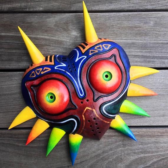 3D imprimir máscara de ABS Zelda Majora