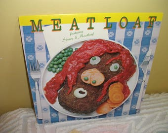 Meatloaf Vinyl Record Album NEAR MINT condition featuring Stoney and Meatloaf 1978