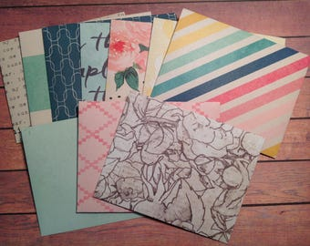handmade envelopes, set of 10 envelopes, envelopes, beautiful envelopes
