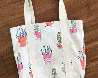 Market tote carryall grocery bag