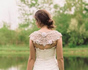Wedding Dress Bolero   - Paniz