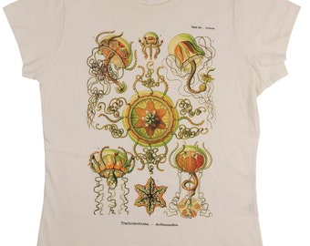 Organic T-shirt Trachomedusae