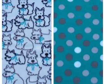 Fleece Dog Blanket(D144,D145)