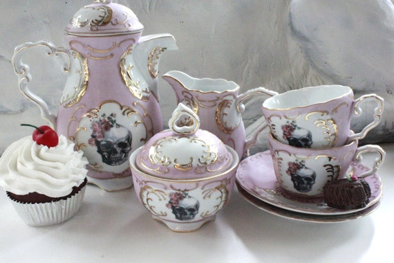 Cheap Old Fashioned Tea Cups