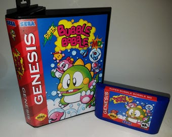 Super Bubble Bobble