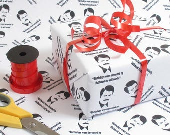 Funny wrapping paper etsy negle Gallery
