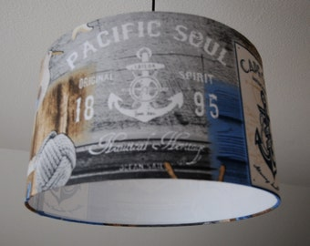 "Ceiling lamp ""Pacific Soul"" (Deckenlampenschirm)"