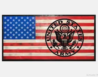 American Flag - ARMY