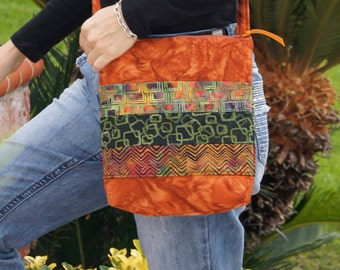 PDF Visa Crossbody Bag Sewing Pattern