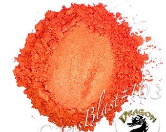 CITRUS BLAST Orange #103 Mica Pigment
