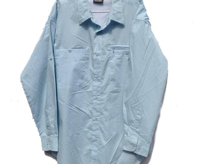 Large Destination 10000 Feet Above Sea Level Vented Shirt