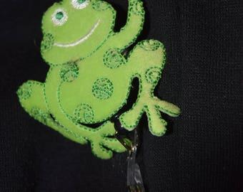 Frog ID Reel