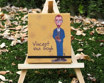 Vincent van Gogh Mini Notebook