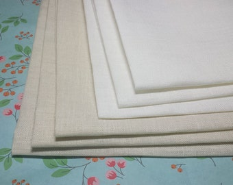 Embroidery Linen 'Sotema' -  Pillow Square