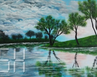 Trees by the Water