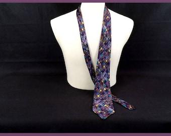 Vintage Pierre Cardin vintage France paris vintagefr gift for him fashion tie gift fathers day