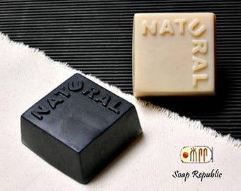SoapRepublic NATURAL Silicone Soap Mold