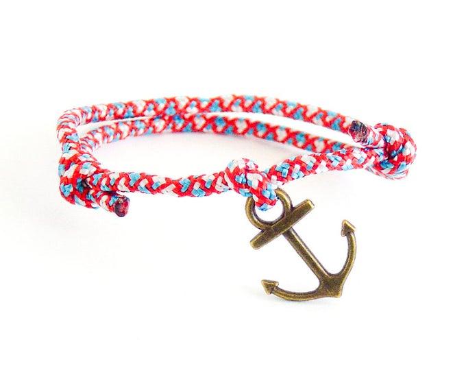 Modern Minimalist Bracelet, Mens Bracelet, Minimalist Jewelry