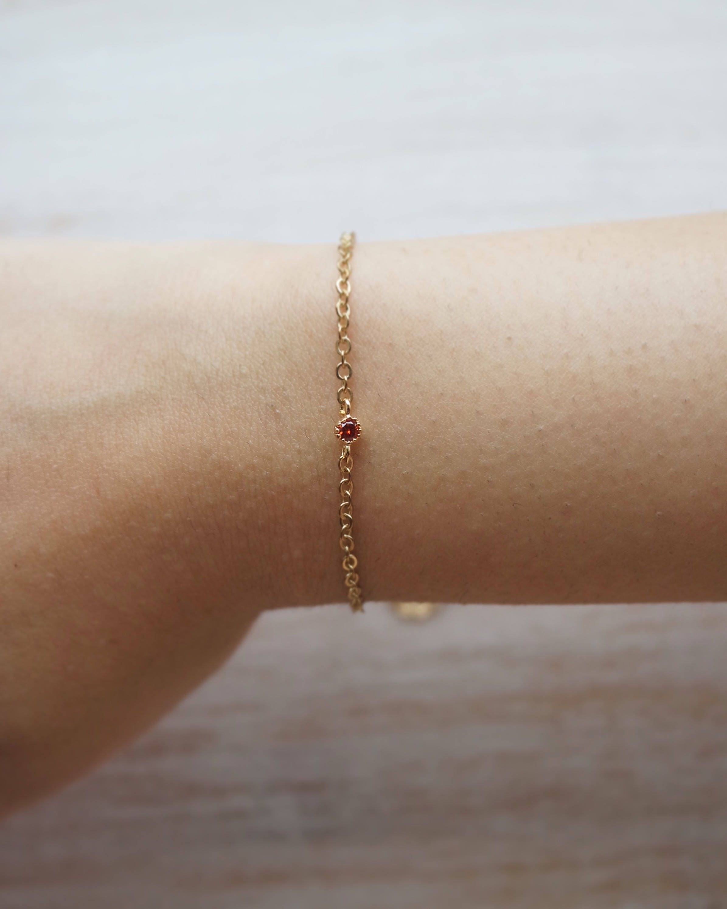 garnet bracelet au tiny listing il red fullxfull stone january birthstone zoom