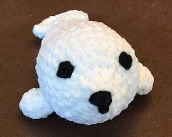 Soft Baby Seal