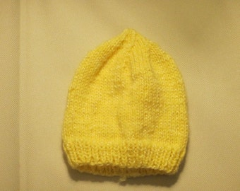 Newborn Lemon Hat