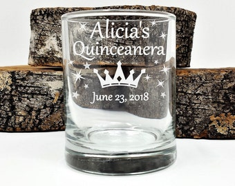 Quinceanera Favors Personalized Engraved Candle Holders 50 pcs Mis Quince Custom Birthday Decor Take Home Gift Keepsake Memento