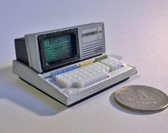 Mini Sharp MZ80A - 3D Printed!
