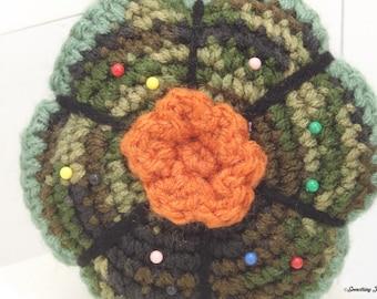 Flower Pincushion