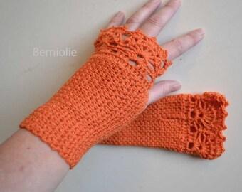 ALEXIA, Crochet glove pattern pdf