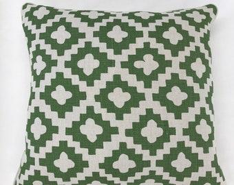 "PETER DUNHAM ""PETERAZZI"" 22""x22"" square pillows"
