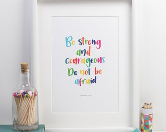 Christian Gifts | Christian Wall Art | Nursery Gift | Baptism Gift | Christening Gift | Home Decor | Wall Art | Make Today Beautiful