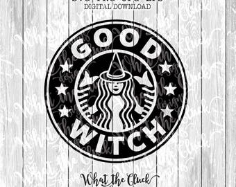 GOOD WITCH Digital File Download