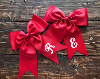 Hairbows | Initial | Personalized | Monogrammed Hairbows