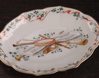 Mottahedeh, Fanfare Dish for Winterthur Museum, Portugal