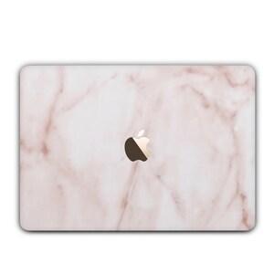 Peach Marble MacBook Case, MacBook Air, MacBook Retina, Pro, Pro 2016, Pro Retina, 11, 12, 13, 15 unique marble design marble hard case Pink
