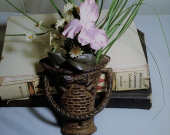 cast iron  basket shaped door knocker French Country,cottage chic