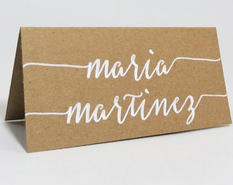Wedding Place Cards, Place Cards Wedding, Wedding Name Cards, Table Place Cards, Name Place Cards, Wedding Table Cards