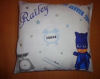 custom design with child birth Cushion cover