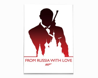James Bond - From Russia With Love - Digital Download