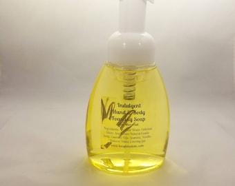 Indulgent Foaming Soap, 8oz