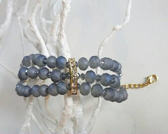 Grace Kelly MULTISTRAND bracelet