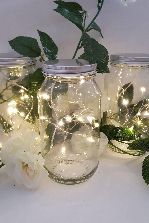 5 sets warm white micro led seed vine vase lights wedding zoom floridaeventfo Gallery