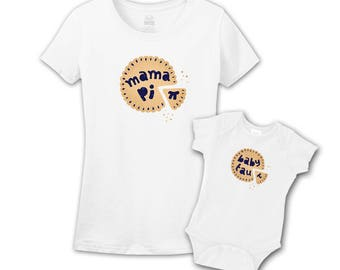 Mommy & Me Set - Blueberry Pi/Baby Tau