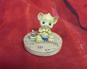"Baby Shop Mouse, Shop Mouse by Enesco Collection, ""Baby"" #870706"